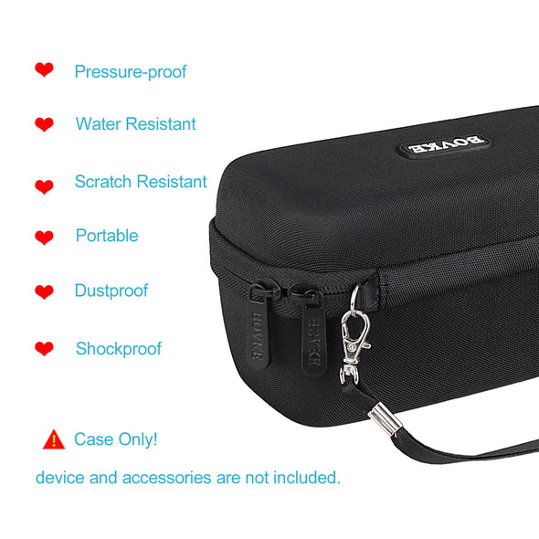 BOVKE Carrying Case for Doss SoundBox Touch Bluetooth Speaker