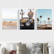 Pacific Beach Wall Decor