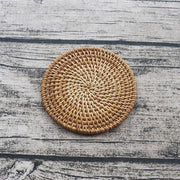 Placemat Pad Coasters Kitchen Table Mats rattan