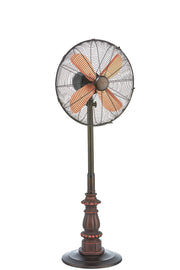 Floor Fan - Adjustable Height - Kipling