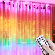 3M LED Curtain String Lights