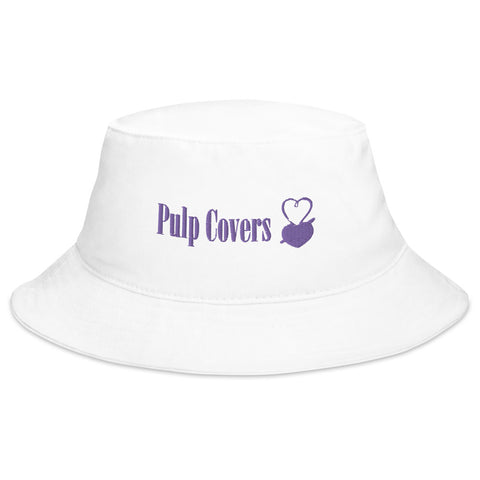 bucket hat pulp covers