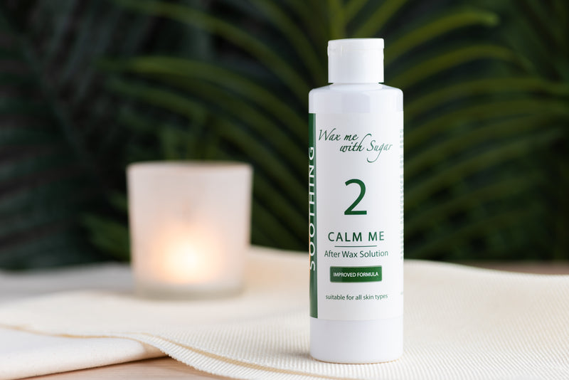 Post-wax Solution – Calm Me