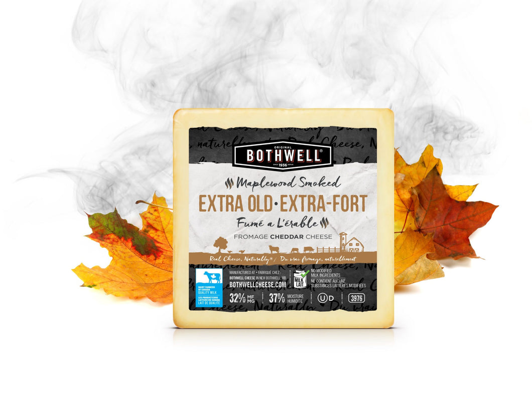 Bothwell Maplewood Smoked Cheddar