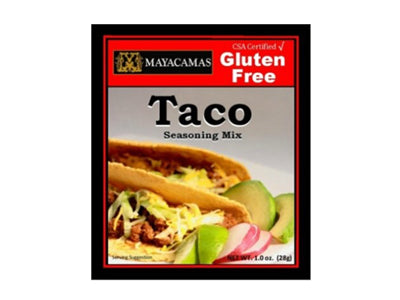 Mayacama's Taco Seasoning Mix