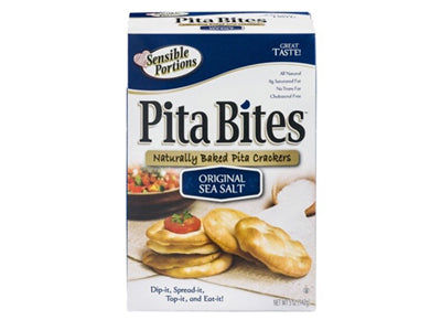 Pita Bites Sea Salt