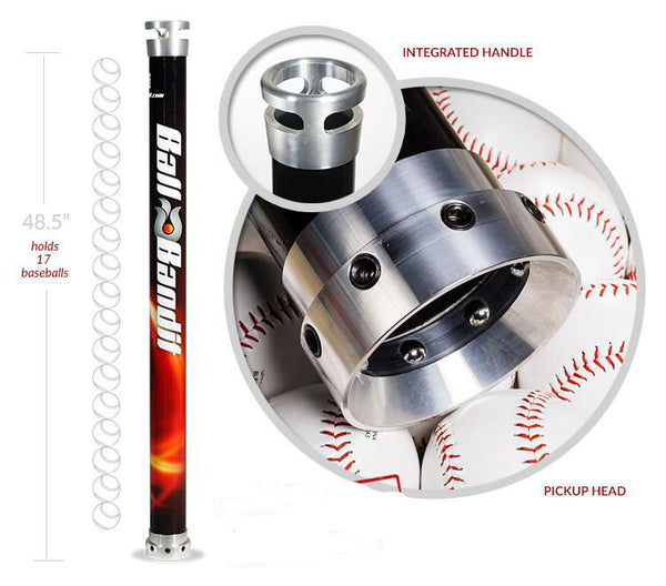 Baseball Ball-Bandit Travel Version