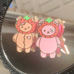 Besties Pin Set