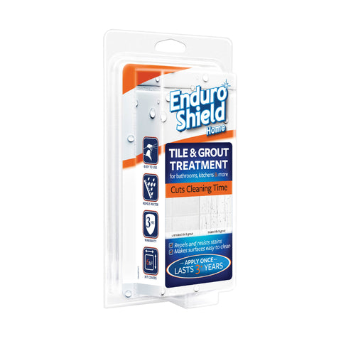 EnduroShield Home Easy Clean Treatment 125ml Kit For Tile & Grout