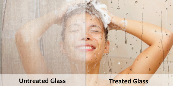 EnduroShield Home Easy Clean Treatment 125 ml Kit For Glass Showers & More