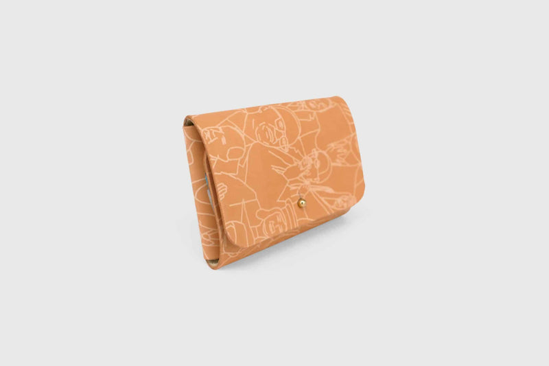 leather banknote holder