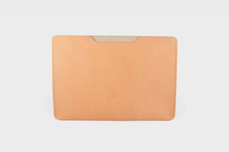 Leather Sleeve for Ipad Pro 12.9 Inch brown