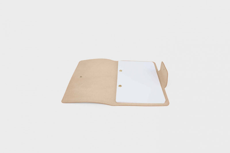 Leather Notebook A5 Brown
