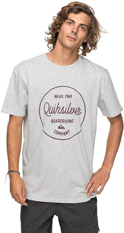 Quiksilver Classic Morning Slide T-Shirt