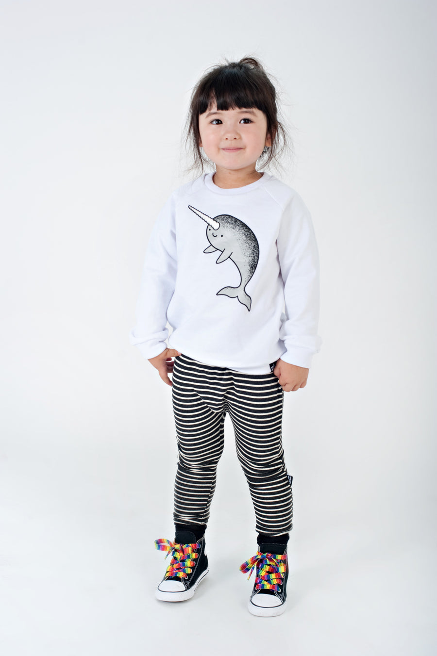 Kawaii Narwhal Sweatshirt