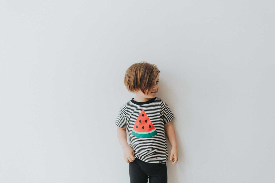 Watermelon Striped T-shirt