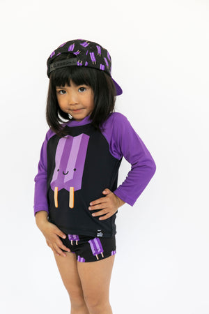 Kawaii Ice Pop Rashguard