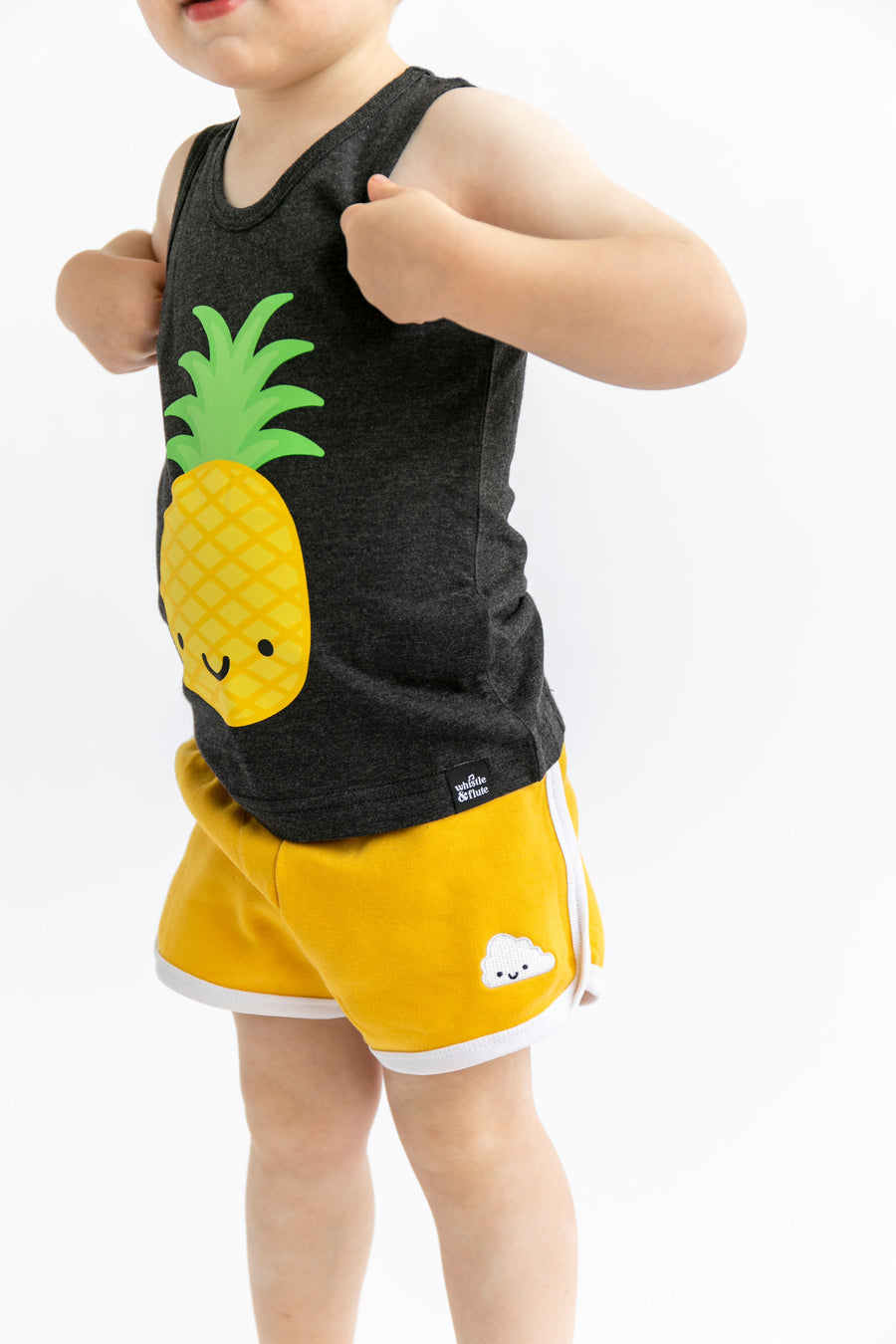 Kawaii Pineapple Tank Top