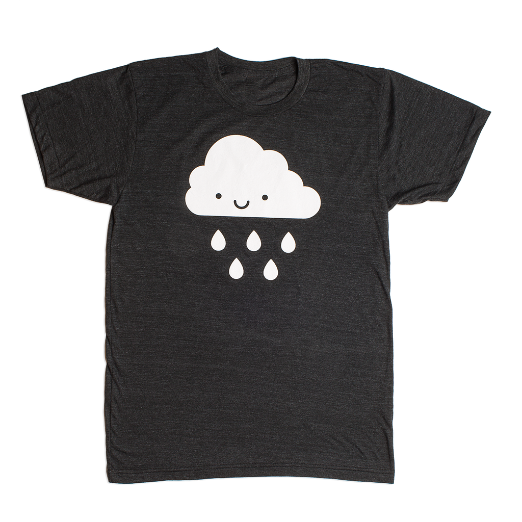 Kawaii Cloud T-shirt Adult Unisex