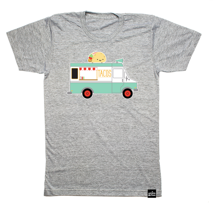 Food Truck T-Shirt Adult Unisex