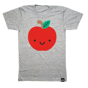 Kawaii Apple T-Shirt Adult Unisex
