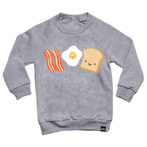 Kawaii Breakfast Sweatshirt Adult Unisex