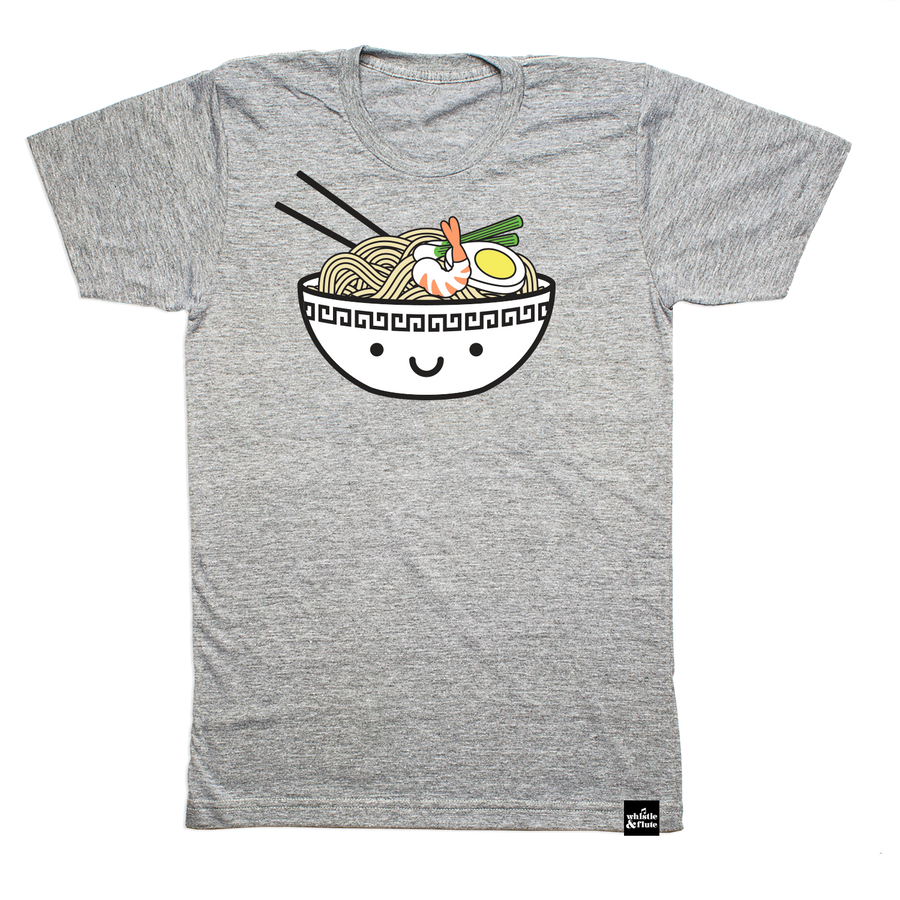Kawaii Ramen T-Shirt Adult Unisex