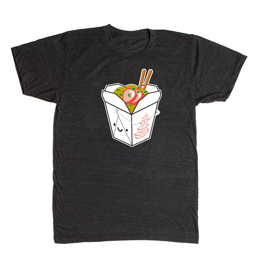 Kawaii Takeout Box T-Shirt Adult Unisex