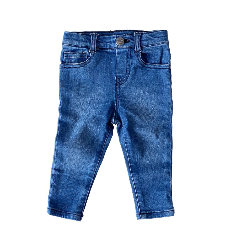 Bamboo Stretch Denim Jeans