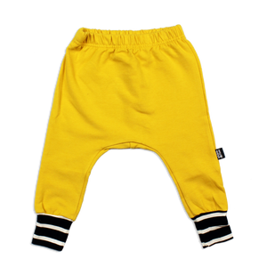Bamboo Joggers - Yellow