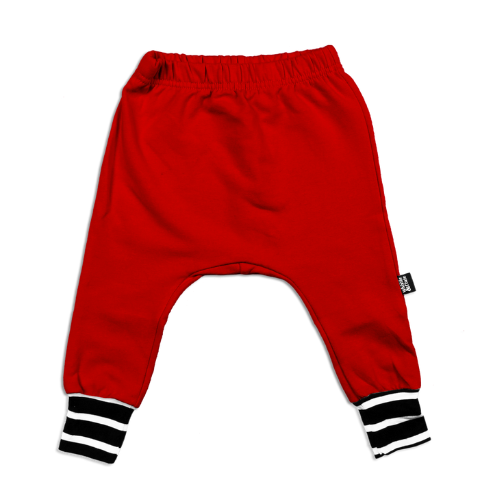Bamboo Joggers - Red