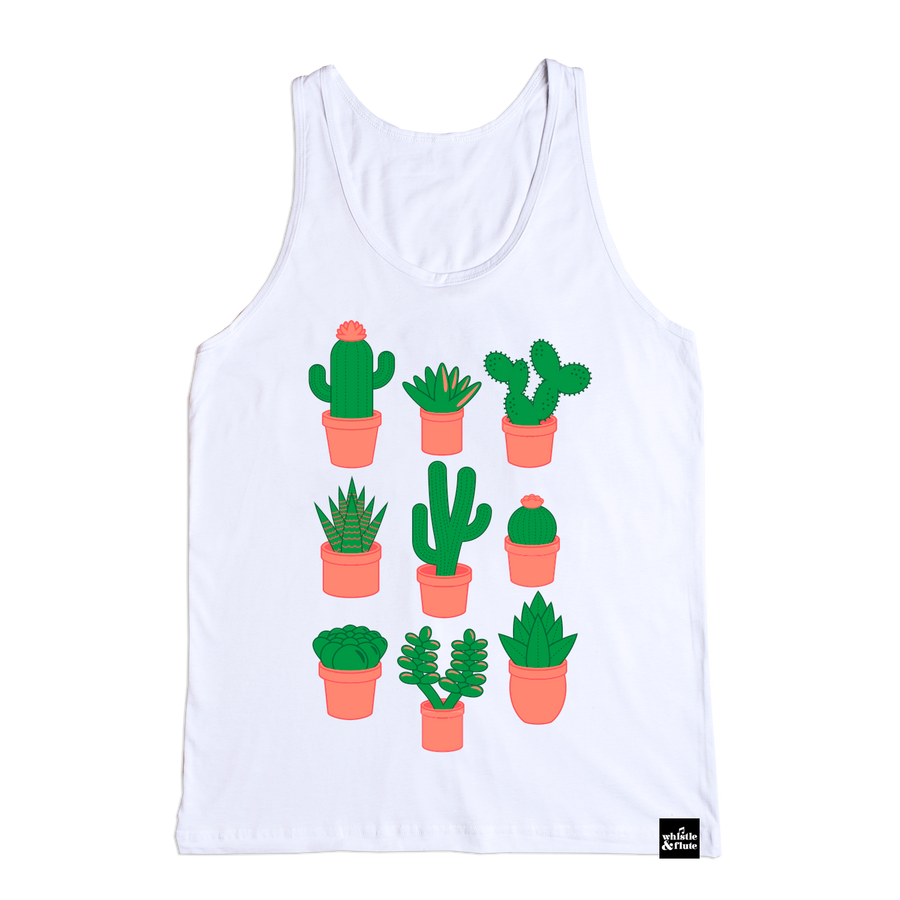 Cactus Collection Tank