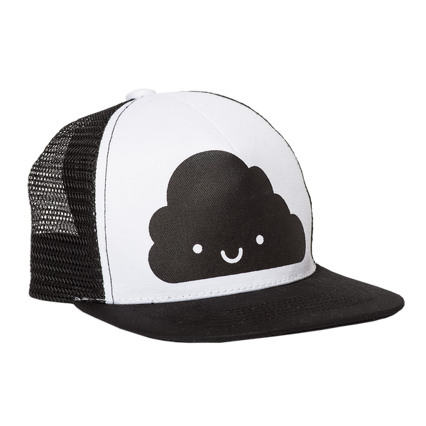 Kawaii Cloud Snapback Cap