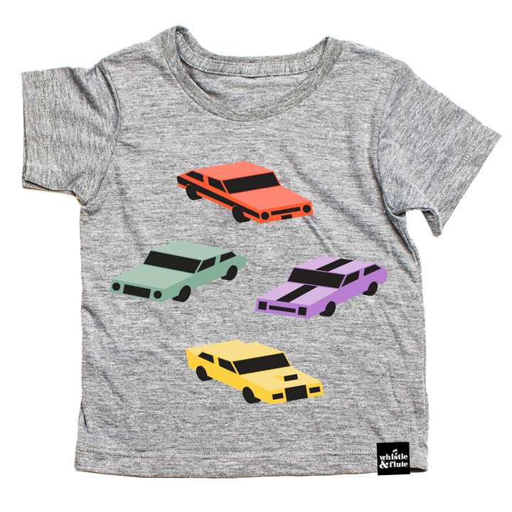 Cool Cars T-Shirt