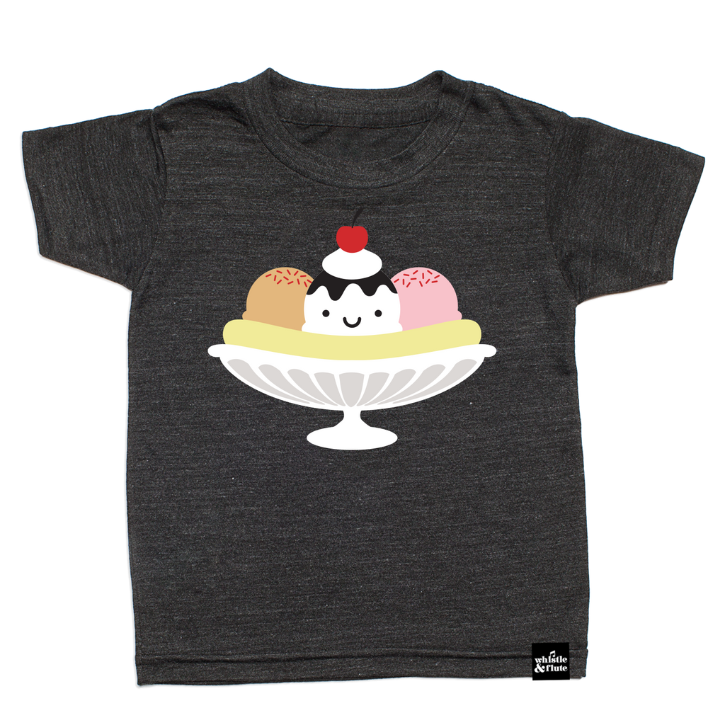 Kawaii Banana Split T-shirt