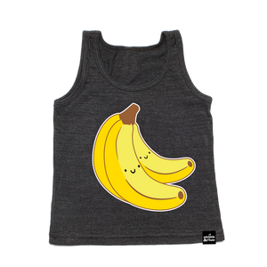 Kawaii Banana Bunch Tank Top