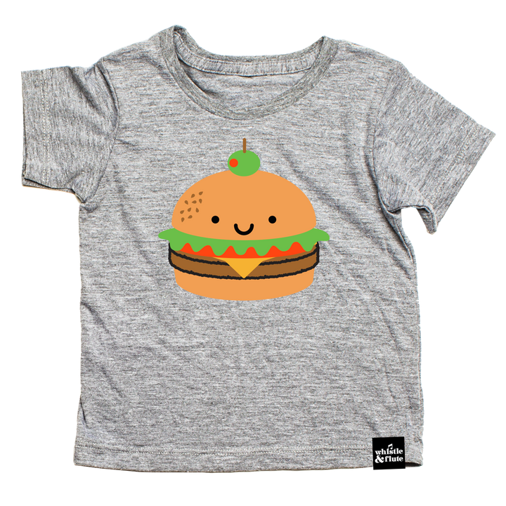 Kawaii Burger T-Shirt