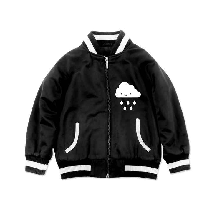 Kawaii Cloud Bomber Jacket