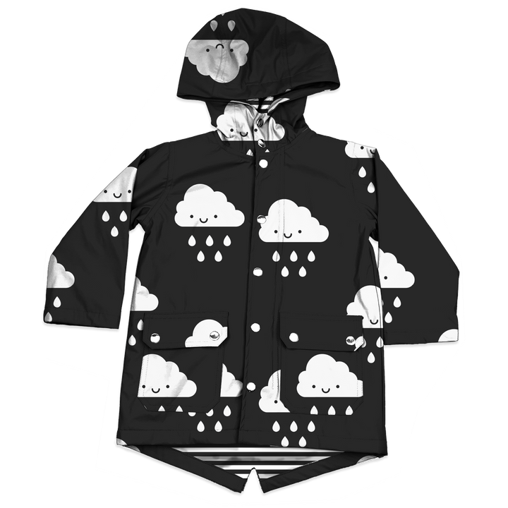 Kawaii Cloud Raincoat