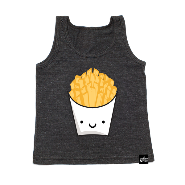 Kawaii French Fries Tank