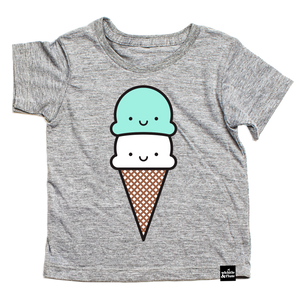 Kawaii Ice Cream T-Shirt
