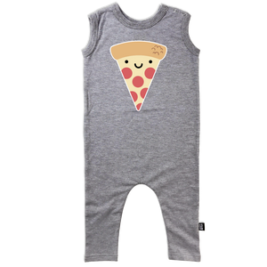 Kawaii Pizza Romper