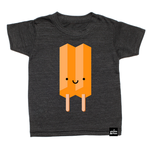 Kawaii Ice Pop T-Shirt - Orange