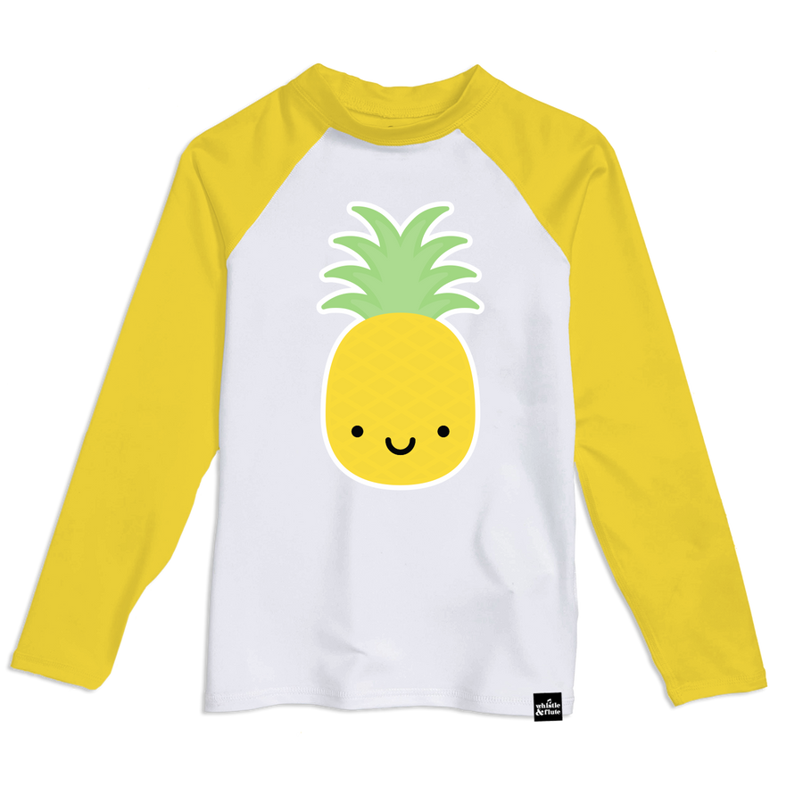 Kawaii Pineapple Rashguard