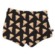 Kawaii Pizza Unisex Swim Trunks