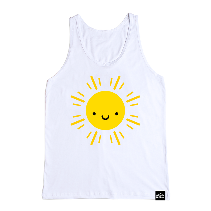 Kawaii Sun Tank Top