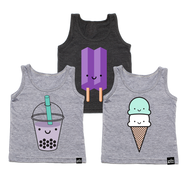 Kawaii Treat Tank Top Gift Pack