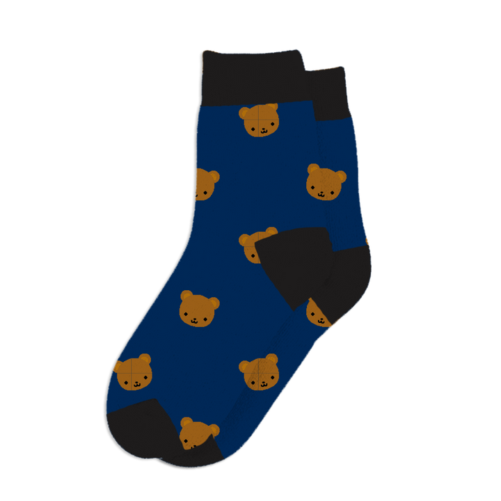 Kawaii Bear Boot Socks Kids/Adult