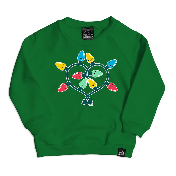 Kawaii Lights Sweatshirt
