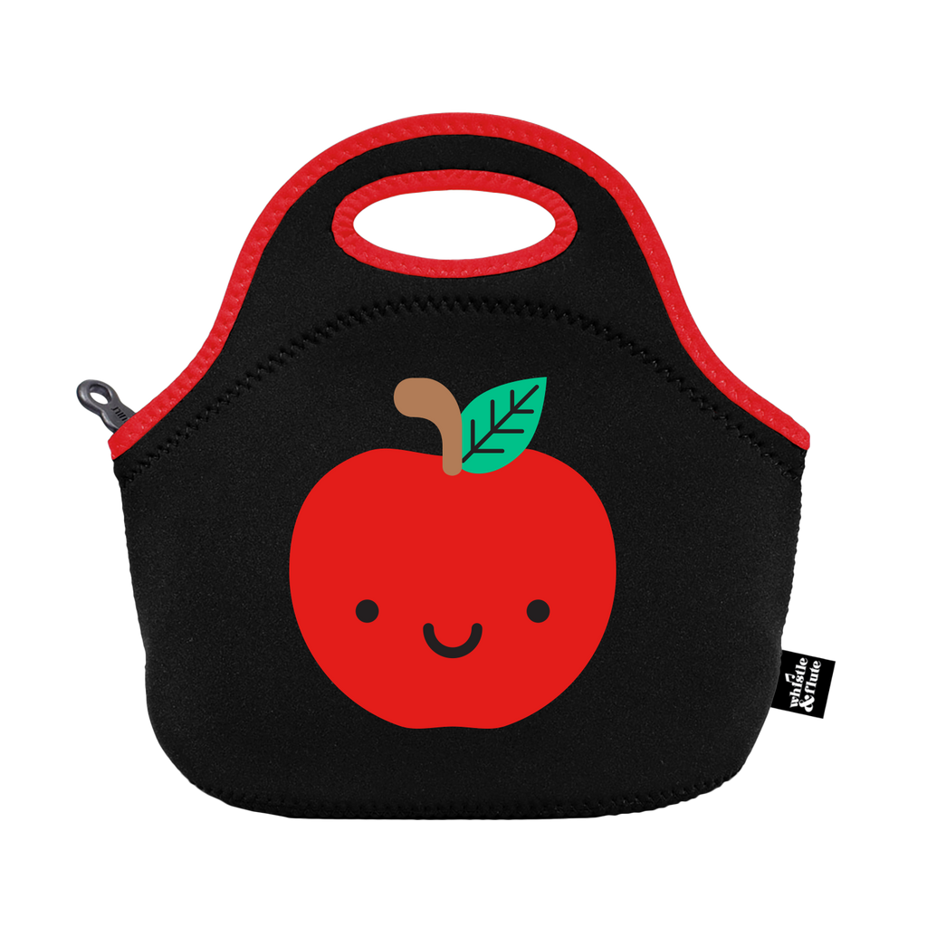 Kawaii Apple Lunch Bag
